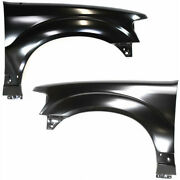 For Ford Explorer Sport Front Fender 2001-2003 Rh And Lh Pair W/o Antenna Hole