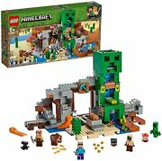 Lego Minecraft Giant Creeper Statue Mine 21155 Block Toys From Japan Brand New