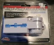 Boater Sports 57438 Automatic Float Switch For Most 12v Boat Bilge Water Pump