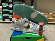 Nike Sb Dunk Low Holiday Special Dc9936 100 Size 13 Ds 100 Authentic