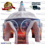 16ft Inflatable Promotion Advertising Events Space Tent With Air Blower