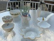 Lenox Vintage Assorted Collection Watering Can Candy Dish Vase Lenox Vintage