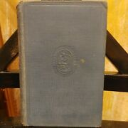 Antique 1921 Book The Odyssey Of Homer Translated By George Helbert Palmer