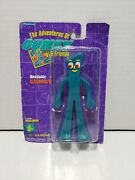 The Adventures Of Gumby And Friends Bendable Gumby Figure Trendmasters 1995