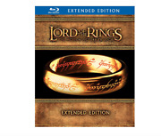 The Lord Of The Rings The Motion Picture Trilogy Dvd Case Set Blu Ray