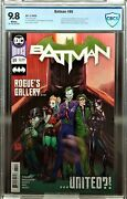 Batman 89 Cover A Cbcs 9.8 Nm/m 1st Cameo Of Punchline And The Designer
