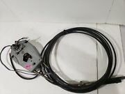 Genuine Mercury Remote Control Box Consealed Side Mount With 16' Cables