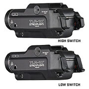 Streamlight Tlr-10 1000 Lumen Rail Mounted Tactical Light And Red Laser
