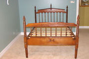 Circa 1850 Jenny Lind Style Bed