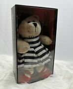 Starbucks Alice And Olivia 2013 Holiday Bearista Bear Plush By Stacey Bendet New