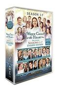 When Calls The Heart Series Complete Tv Seasons 1-7 New Dvd 78 Movie / Episodes