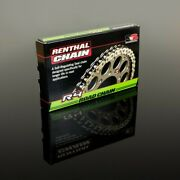 Renthal R4 Srs 525 - 122 Motorcycle Road Chain Gold