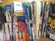Vintag Lot Of Sports Illustrated Magazines Lot 4118