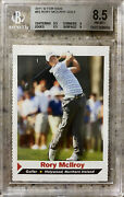 2011 Rory Mcilroy Si For Kids Rookie Bgs 8.5 Next Big Card