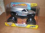 2015 Monster Jam 1/24 Scale N.e.a. Police Off Road Free U.s Shipping