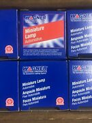 200 Wagner 922 Miniature Lamps 20 Boxes Of 10