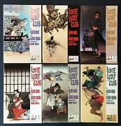 Lot Of Six Lone Wolf And Cub 3, 4, 5, 6, 7 And 9 Kazuo Koike Frank Miller