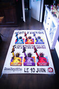 Unreleased American Movie Festival 4x6 Ft D/s Movie Poster Original 2000and039s