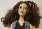 The Twilight Saga Eclipse Victoria Barbie Doll Wearing Top And Jean