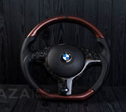 Bmw Oem Custom Leather M Sport E46 M3 E39 M5 M Steering Wheel Forged Carbon