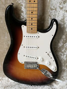 Fender Usa 50th Anniversary American Standard Stratocaster Electric Guitar