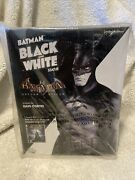 Dc Direct Batman Black And White Statue Figurine [limited Ed 0006 Of 5000 New
