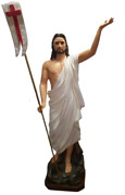 Risen Jesus Christ Lord Catholic Religious Gifts Easter Lent 60 Inch Statue