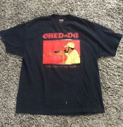 Vintage Ched-da Chedda Da Connect The Illest In The Game Rap Shirt Mens Xl