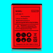 Eb504465vu 2250mah Extended Slim Standard Battery For Samsung Droid Charge I510