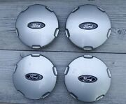 Ford Escape 2001-2004 Oem Silver Set Of 4 Center Caps Yl841a096db