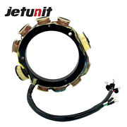 Stator For Yamaha Outboard 688-85510-10-00/11-00 75/85/90hp 15amp 3cyl 1998 1999