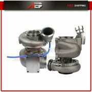 High And Low Pressure Twin Turbocharger Turbo For 05-09 Caterpillar Cat C15 Acert