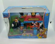 Mickey Mouse Clubhouse Railroad Station Playset