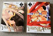 Manga Tales Of The Abyss Tomes 1 Et 2
