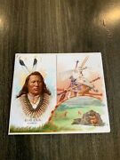 1888 N36 Allen And Ginter The American Indian Big Elk Ponca