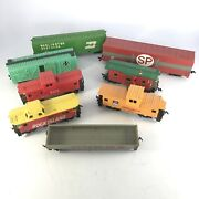 Lot Of Ho Scale Trains For Parts Or Repair - Bachmann And Tyco