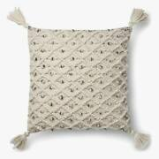 22 X 22 Down Throw Pillow Joanna Gaines Magnolia Home Ivory Fixer Upper Hgtv Nw