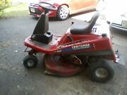 Craftsman Mid-engine Riding Mower 30 536.270320 - Parts Only.