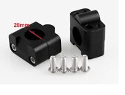 14 Supermoto Wheel For Pit Bike W/ Rotor Disc And Size 428 Sprocket