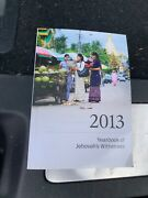 2013 Yearbook Of Jehovahs Witnesses Watchtower Bible And Tract Society