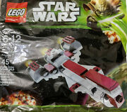 Star Wars Lego Promo Exclusive Sealed Polybag Republic Frigate 30242 6023989