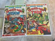 Marvel Team-up 5 And 7  Lot Of 2 1972/1973, Marvel Comics | Bronze Age