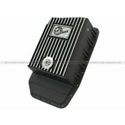 Afe For Ford F-150 6r80 2009-2014 Trucks Power Transmission Pan Black Machined