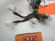 Engine Computer Pigtail Wire Plug Connector Harness End Clip 3.0l Motor Solara