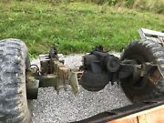 Rockwell 5 Ton Front Steer Axle M54 Military Truck