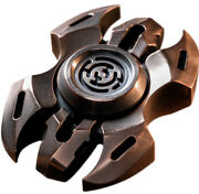 Copper Minotaur Fidget Spinner With Stainless Steel Balls Limited Edition 55/99