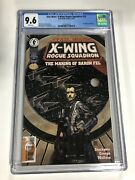 Star Wars X-wing Rogue Squadron 25 Cgc 9.6 2nd Thrawn Low Census