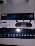 Linksys Ac1900 1900 Mbps 5 Port Wireless Wi-fi Router Ea6900