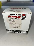 Awab Hose Clamps Size 40 51-76mm/2-3andrdquo 316ss P/n 316076.