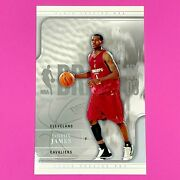 2003-04 Flair Lebron James Jumbo Card Class Of And03903 Serial 171/400 Rookie Rc